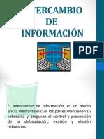 Presentación Intercambio de Información final.para la U