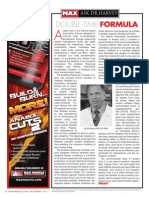 """[ASK DR. HARVEY]  """"DOUBLE-TIME FORMULA - Anabol Cuts 2"""""""