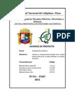 Universidad Nacional Del Altiplano TXII