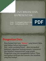 Representasi Data