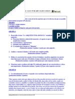 Historia del Arte - Septiembre PAU 2001/2002 *RESUELTO