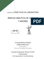 Guía de Marchas Analíticas_Aniones y Cationes_FINAL