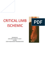 Critical Limb Ischemic