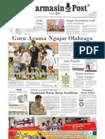 Epaper Banjarmasin Post edisi Rabu 30 November 2011