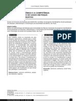 O Comércio eletrônico e a competência logistica - estudos de casos em pequenas empresas varejistas