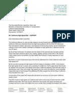11-29-11 CAJ Asm Transportation Committee Letter