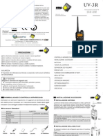 Baofeng UV-3R User Manual IT