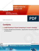 CIO 100 2011 -Creating an Infrustructure for Innovation for Cloud and Mobile-Landy Liang -Huawei