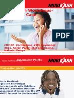 CIO 100 2011 - Mobikash