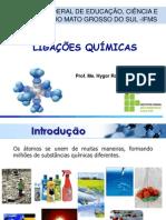 Ligações quimica