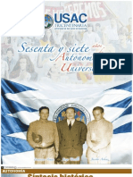 Autonomía. Universidad de San Carlos de Guatemala