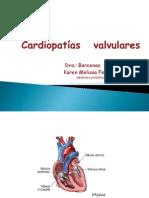 Cardiopatia Valvular KAREN 1