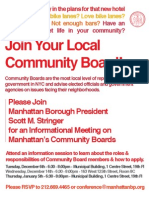 Join Your Local Community Board!