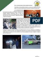 Actividades de La Red Nacional de Recicladores de Bolivia