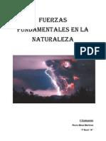 Fuerzas Fund Amen Tales en La Naturaleza