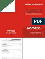Manual Instalacao KOW09FC