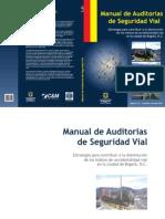 Manual de Auditorías de Seguridad Vial