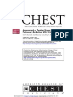 Daniels Criteria - EKG in PE