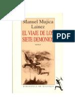 Mujica Lainez, Manuel. El viaje de los siete demonios