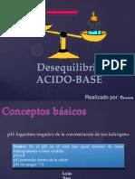 PresentaciónACIDO-BASE