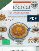Le Chocolat - Les Douces Recettes