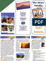 Shipe Brochure