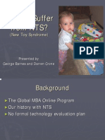 2004 TXDLA Do You Suffer From New Toy Syndrome Presentation)