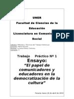 TP1(Ensayo)