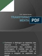 Transtornos mentais1-1