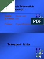 Transport Fluida