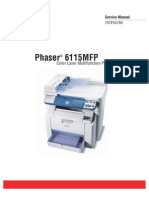Phaser 6115 MFP Service Manual