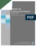 Iluminacion Teatral