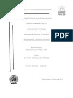 Programa de Intervencion a Dotados
