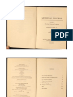 Henri de Lubac Medieval Exegesis Anagogy and Eschatology