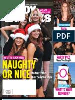 Columbia, Study Breaks Magazine, December 2011