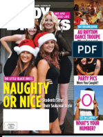 Auburn, Study Breaks Magazine, December 2011