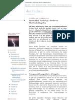 Ende Der Freiheit_ Systematiken, Psychologie, Abwehr Von Mind Control Angriffen