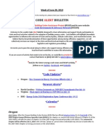 BCAP Code Alert Bulletin - June 28 2010