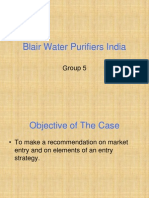Blair Water Purifiers India 1