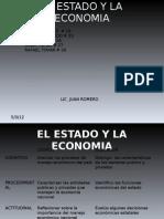 El Estado y La Economia