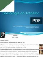 Economia Do Trabalho e Sociologia Do Trabalho Aula5