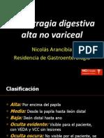 Hemorragia Digestiva Alta Uba