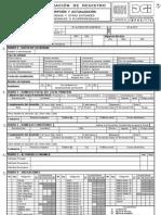 050370 Form. 351 Inscripción y Actualización V03