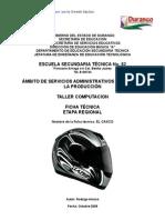 Análisis de Objeto Técnico El Casco