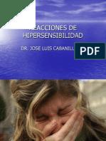 Reacciones de Hipersensibilidad i[1]