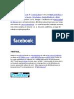 Tipos de Redes Sociales Grado 11-3