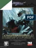 (D&D d20 Dungeons & Dragons) Necromancer Games - Ancient Kingdoms mia