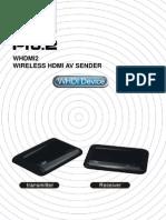 WHDMI2 Manual