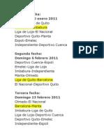 rio Del to 2011