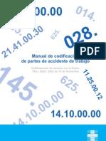 Codificacion Internacional Para Reporte de Accidentes